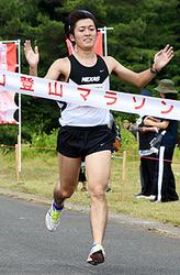 盛岡市・岩渕が男子初制覇 焼走りマラソン10キロ16~39歳