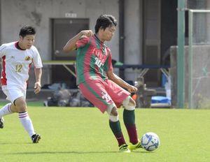 サッカー四国リーグ 高知U8勝目、リャーマスは2勝
