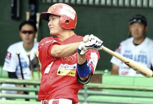 野球BCリーグ福島、連敗脱出 群馬に4-2競り勝つ