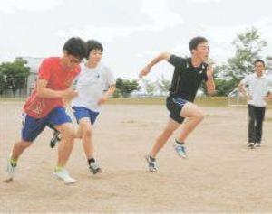 宮城陸上選手権 知的障害者のレース新設