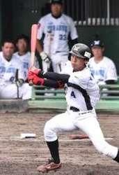 野球BCリーグ群馬、後期初黒星 福島に2-4