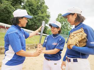 福知山成美高2選手日本代表に 女子野球アジア杯