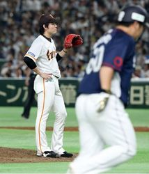 日本ハム 投手陣つかまり11失点(3日)