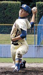 星稜中、完封で全国切符 全日本少年軟式野球北信越予選