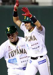 野球BCリーグ富山、後期開幕3連勝 福井に1-0