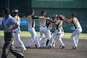 野球BCリーグ栃木、福島に逆転サヨナラ