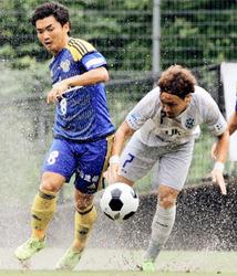 第2ステージ第1節 FC今治、栃木に快勝 昇格後初の4得点