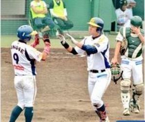 福井、富山に逆転勝利 四回に大量7点 野球BCリーグ