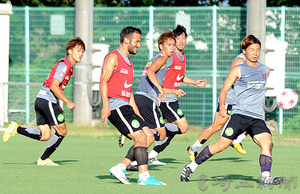 J1浦和 総入れ替えで挑む 12日熊本戦 天皇杯3回戦