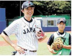 少年野球 江尻慎太郎、U-12日本代表コーチ