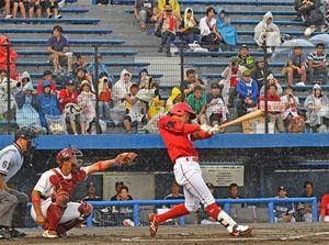 フレッシュ球宴 静岡出身の4選手 草薙で躍動