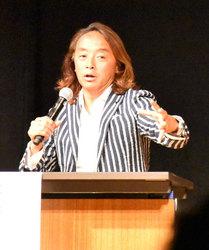 サッカー 元日本代表の北澤、宮崎県指導者と意見交換