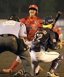 野球BCリーグ信濃、反撃実らず3連敗