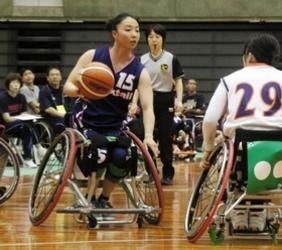 車いすバスケ全日本女子選手権 神戸で開幕