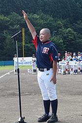 軟式野球、三陸学童野球が開幕 釜石