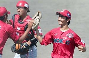 BCリーグ 信濃、2連勝 富山に勝つ