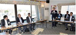 日本ハム ファイターズを応援する会 函館支部が発足