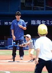 野球 普及に三浦大輔氏も尽力 競技人口裾野拡大へ