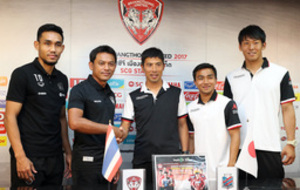 J1札幌、親善試合「挑戦者として」 22日、タイで強豪と対戦