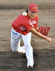 福島逃げ切る、福井に4-2 野球BCリーグ