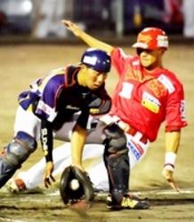 野球BCリーグ福井、ミス重ね連敗 福島に2―4