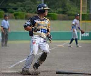 栃木GB、武蔵に8-3で勝利 野球BCリーグ