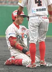 野球BCリーグ信濃、連勝止まる 福井に4―6