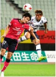 J3鹿児島快勝 C大阪23に3-1
