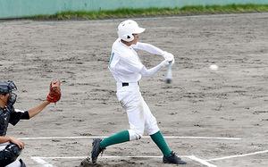 河北に12-1、飯豊が初優勝 県中学野球大会