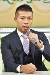 ボクシング前スーパー王者・内山が引退 11度連続防衛