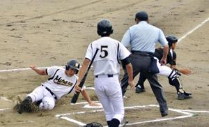 三春、中村一などが4強入り GIANTS杯福島県中学野球