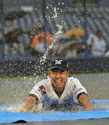 「試合見たかった」 BCリーグ群馬-楽天戦、雨で中止